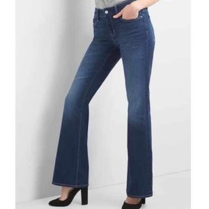 GAP | NWT Sexy Boot Jeans Sz 25s